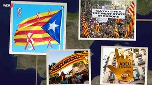 """Screenshot aus dem Film """"Der Katalonienkonflikt"""""""