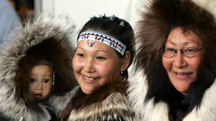Völker: Inuit - Völker - Kultur - Planet Wissen
