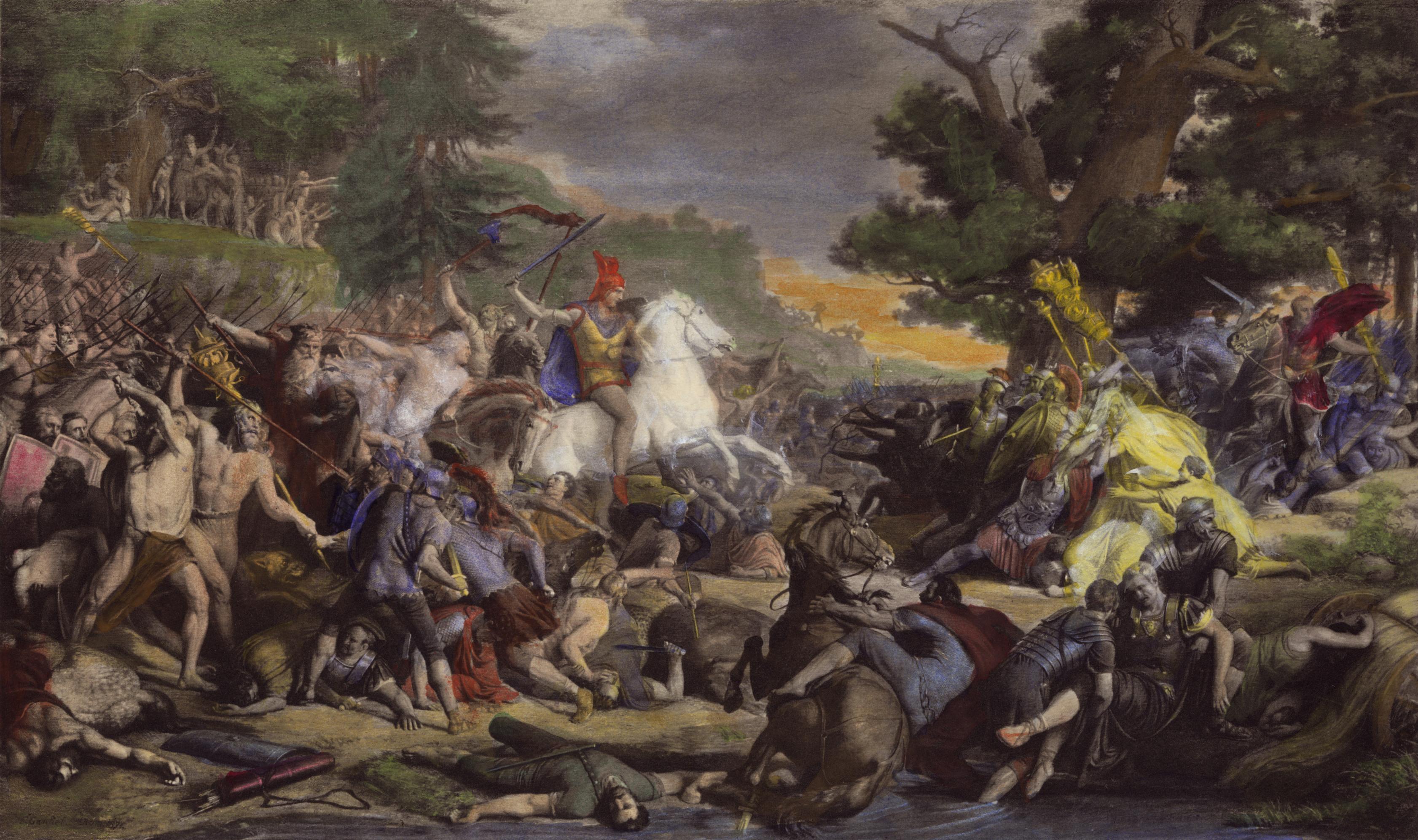 feldzeichen römischer legionen