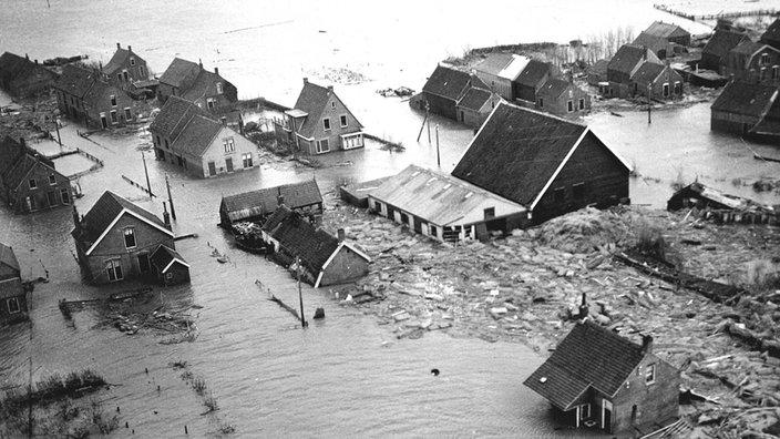 Sturmflut Holland