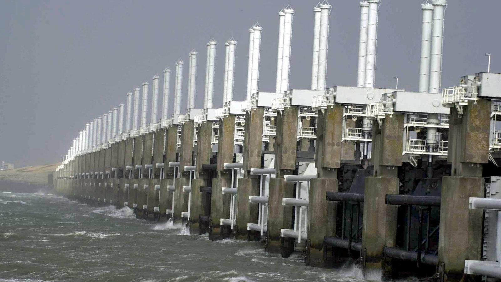 Küstenschutz Niederlande