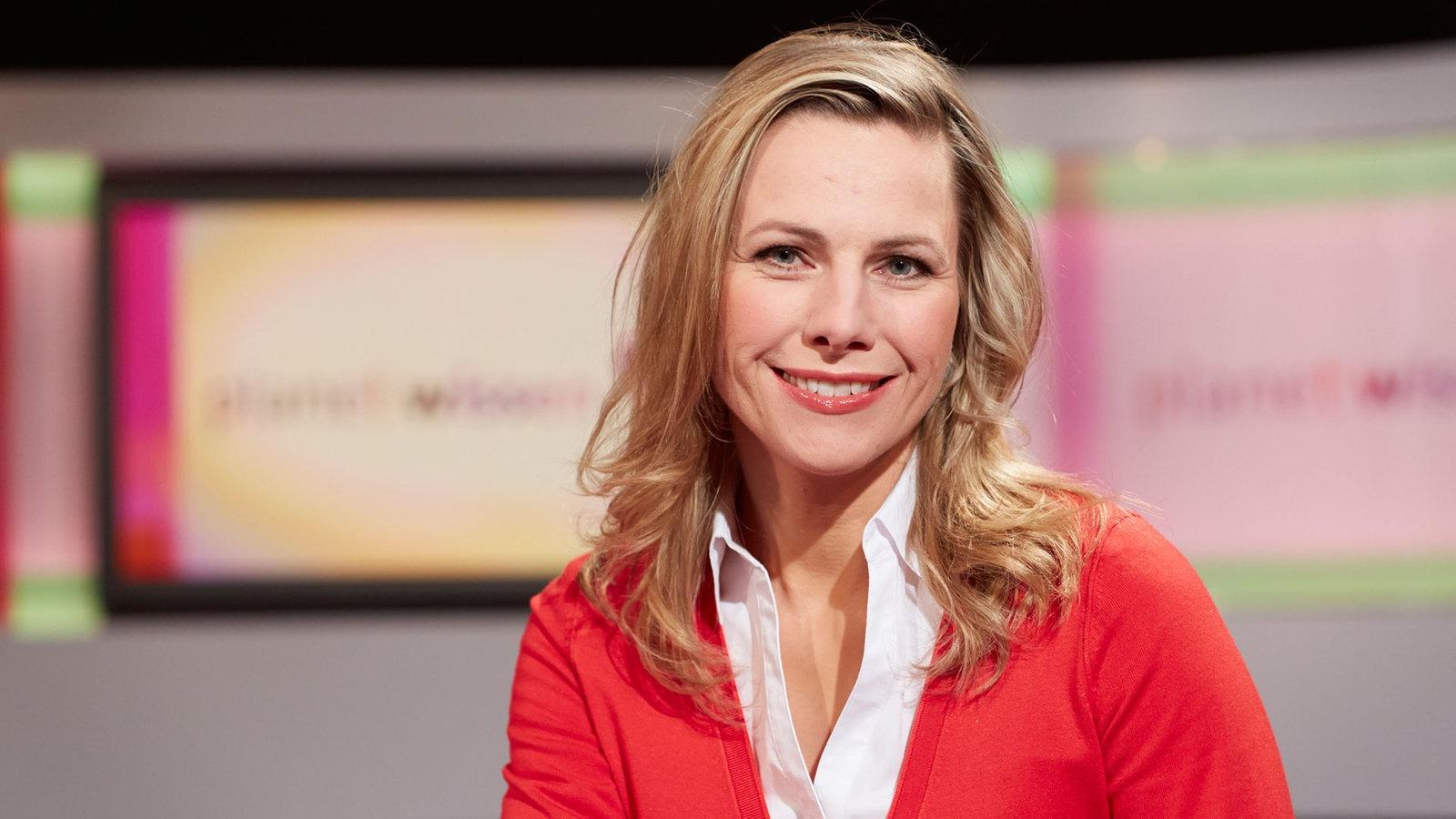 WDR-Moderatorin: Andrea Grießmann - Planet Wissen