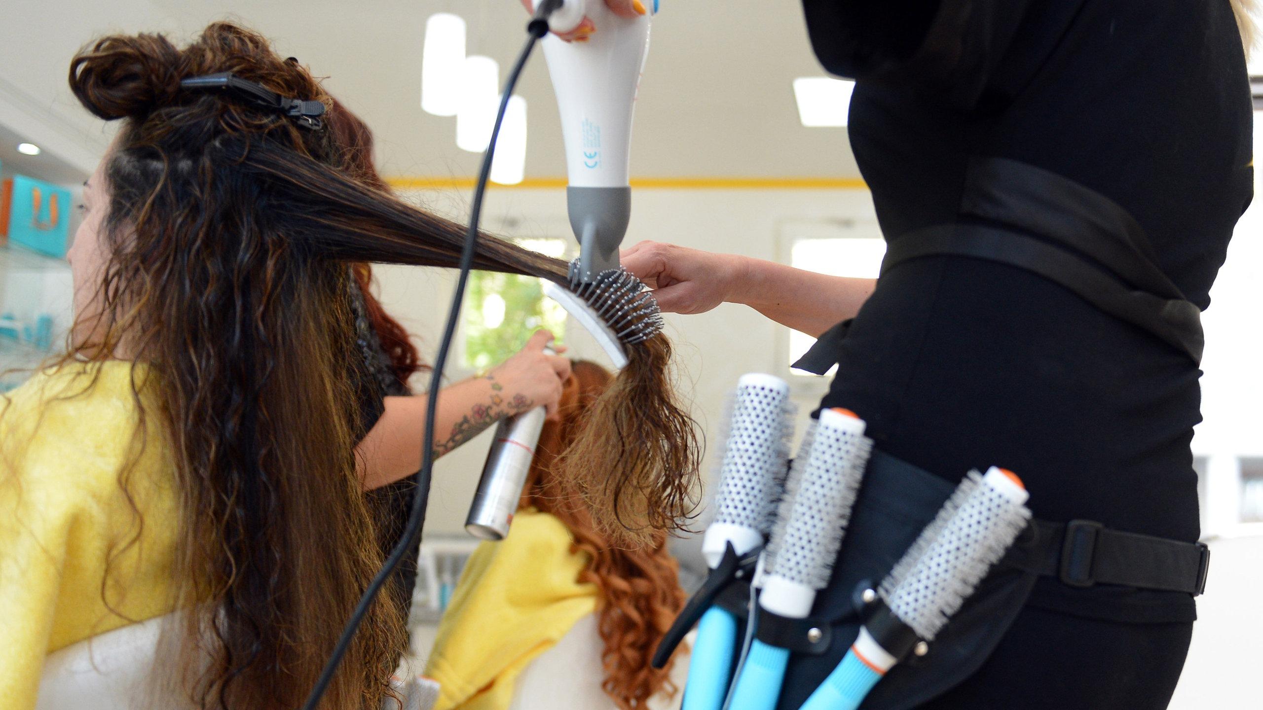 Anatomie des Menschen: Haare - Haare - Natur - Planet Wissen