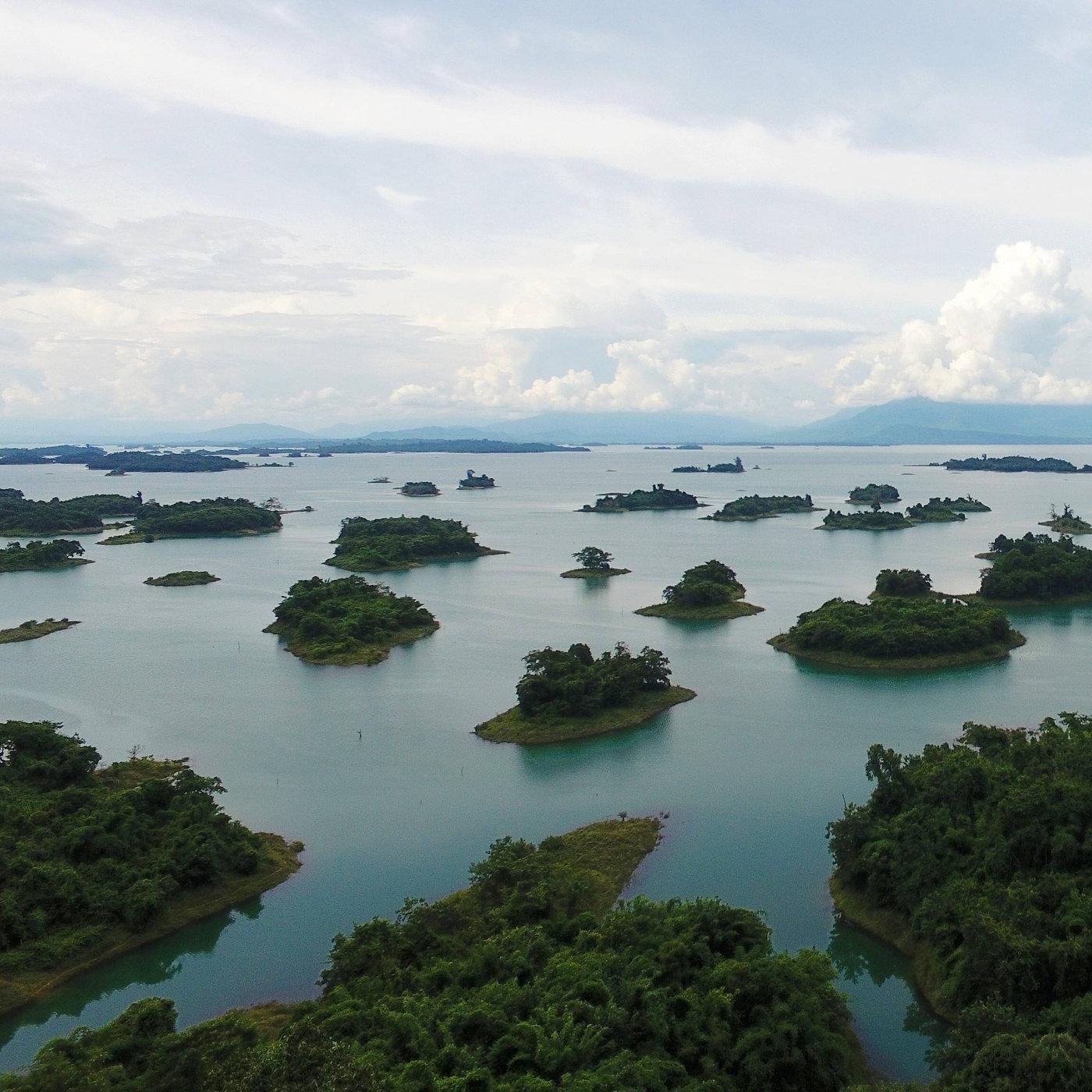 Mekong Umweltschutz Mekong Flüsse Und Seen Natur Planet Wissen