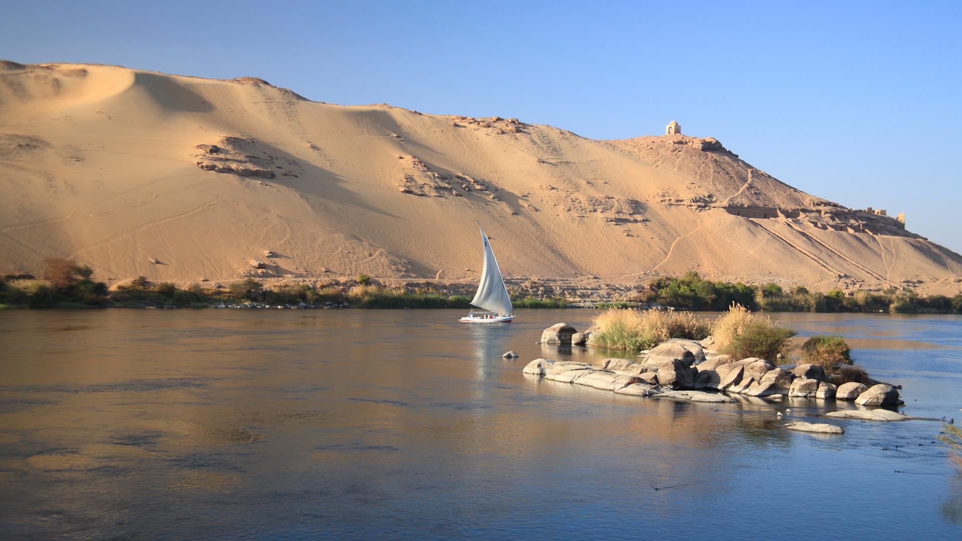 Flüsse und Seen: Nil - Nil - F...