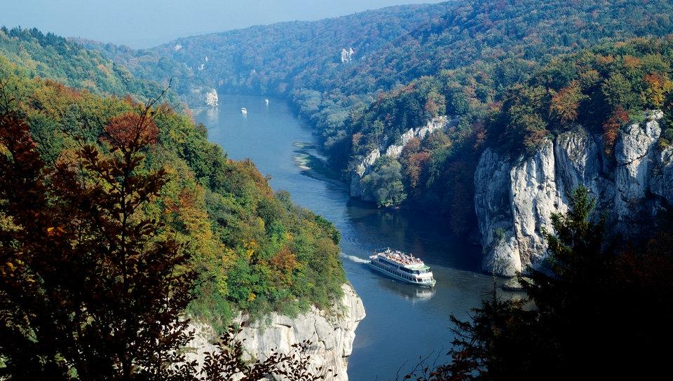 Flusse Und Seen Donau Donau Flusse Und Seen Natur Planet