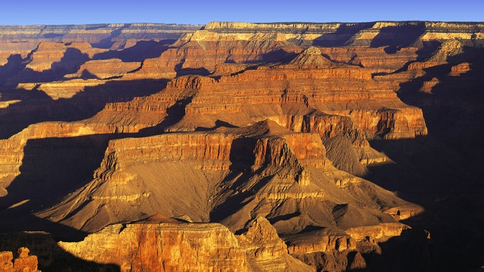 Panorama des Grand Canyons