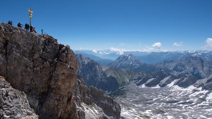 Klettersteig Zugspitze Schwierigkeitsgrad : Zugspitze die schönsten routen gebirge natur