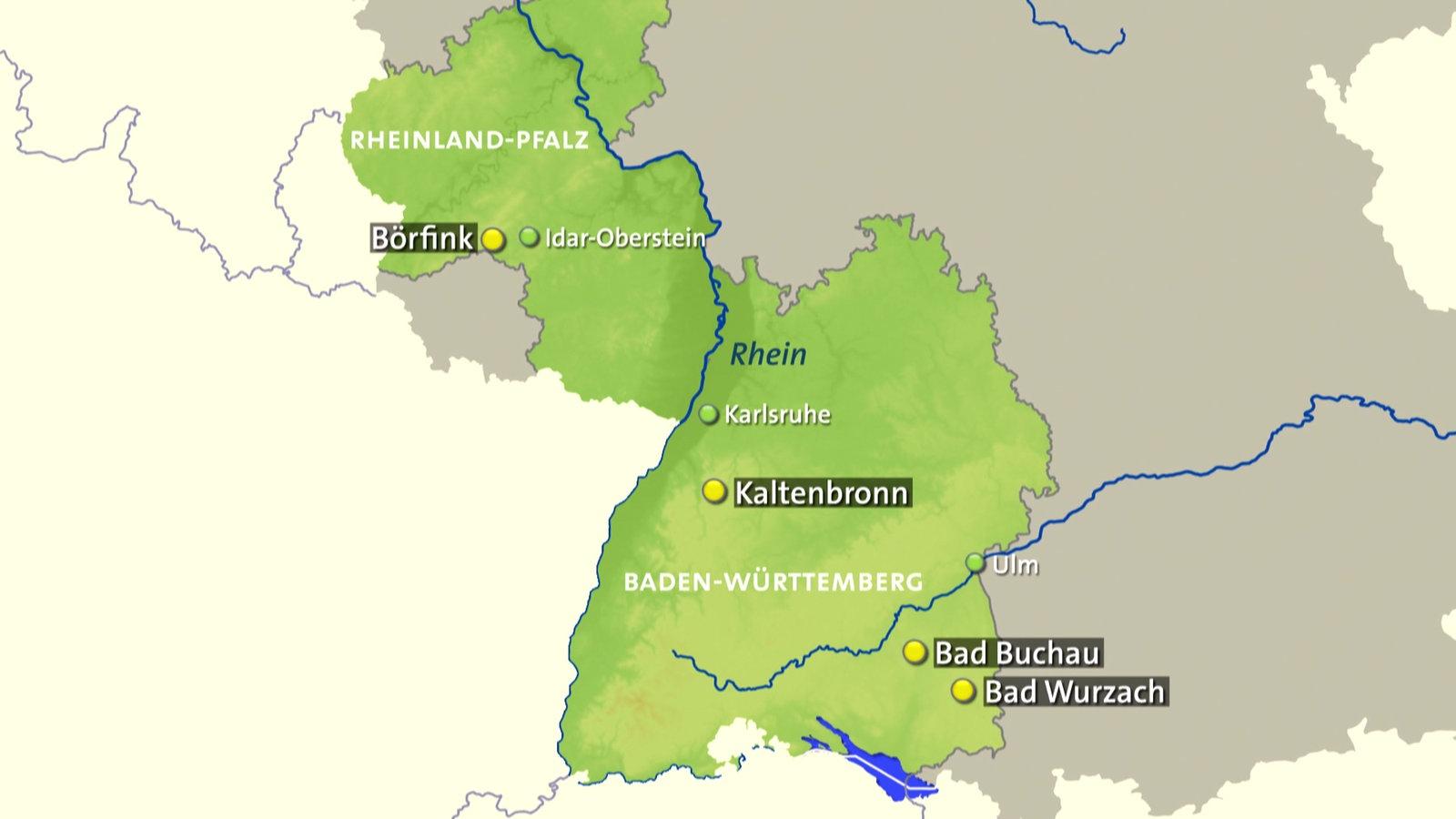 Moore In Sudwestdeutschland Planet Wissen Sendungen A Z