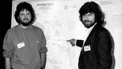 Arved Fuchs Reinhold Messner