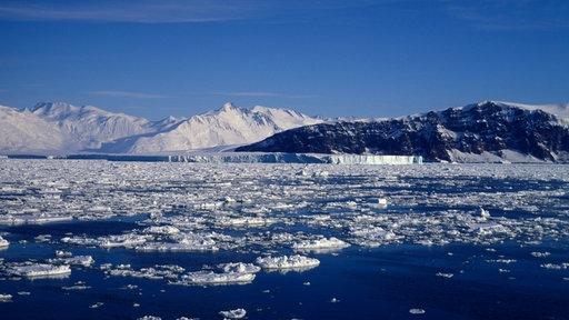 polargebietslandschaft