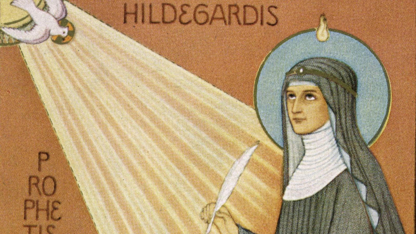 Klostermedizin: Hildegard von Bingen Medizin