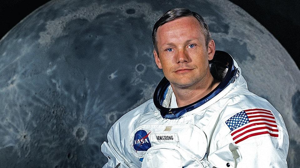 Mondlandung Armstrong