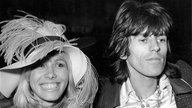 Keith Richards und Anita Pallenberg