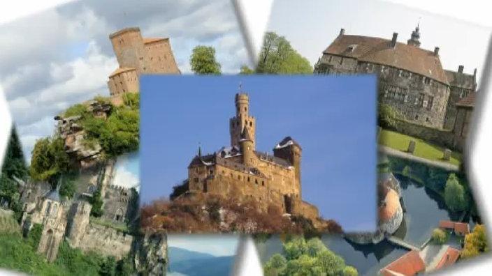 Burg Im Mittelalter Arbeitsblatt : Leben auf der burg geschichte des burgenbaus