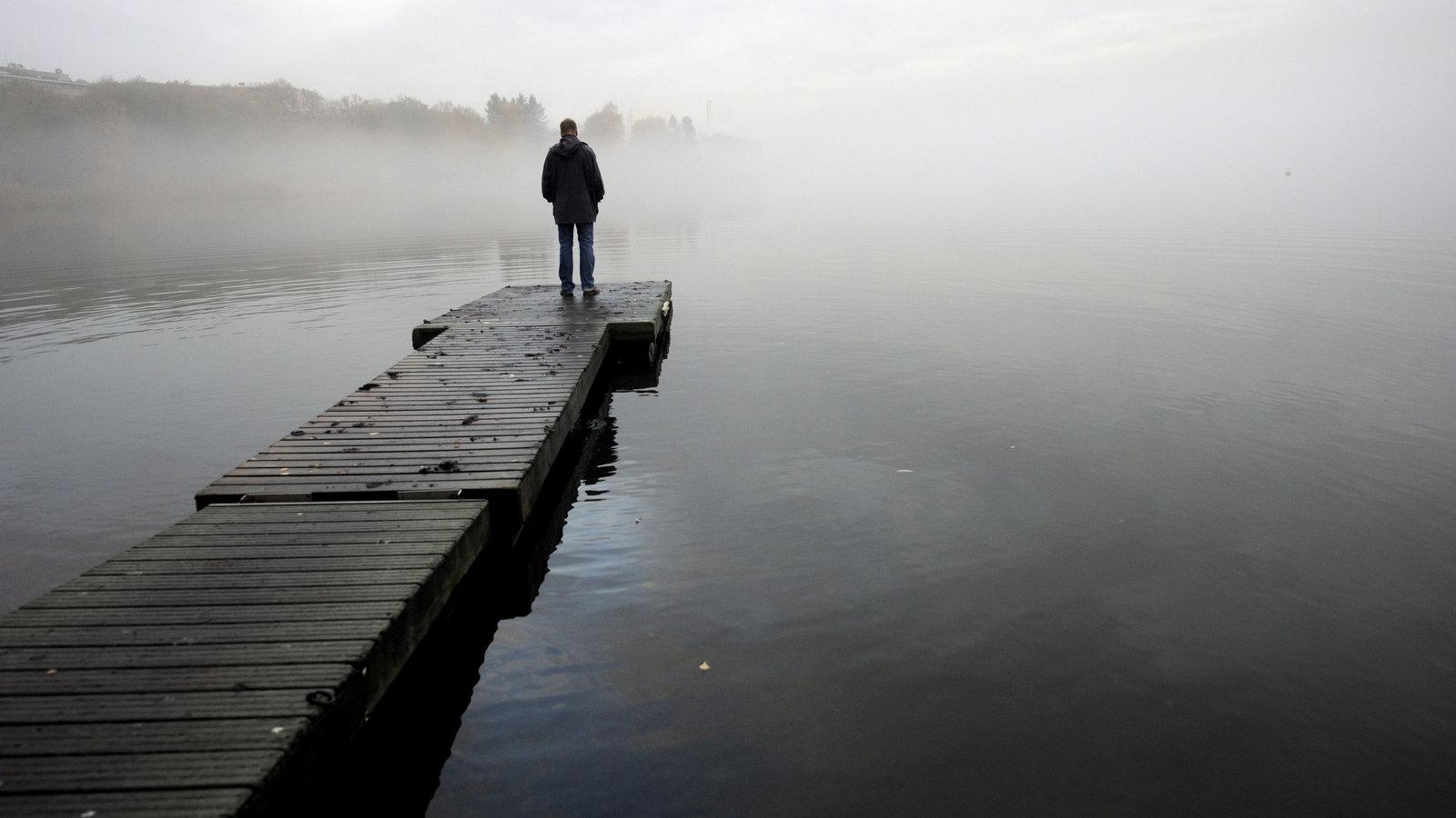 Einsamkeit Depression