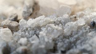 Kernenergie Salzstock