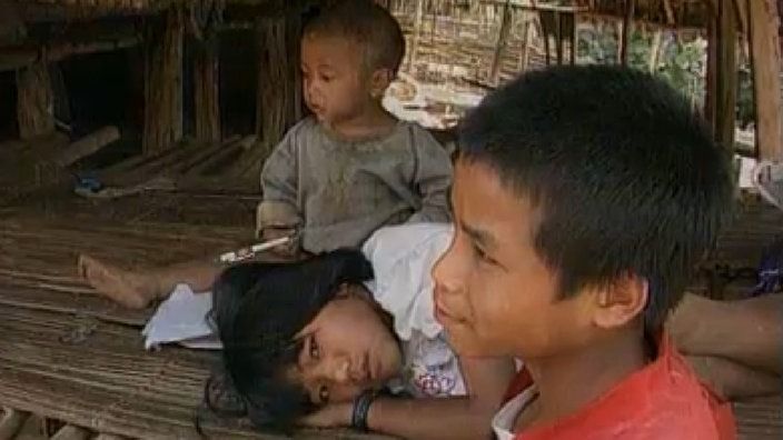 Kinderprostitution In Thailand