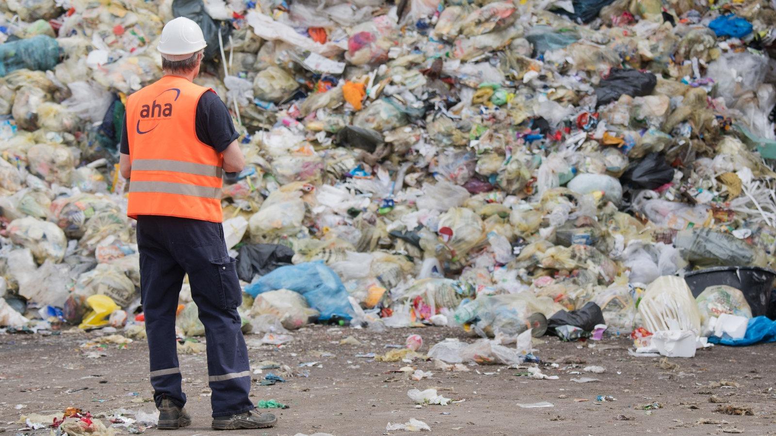 Müllaufkommen Deutschland