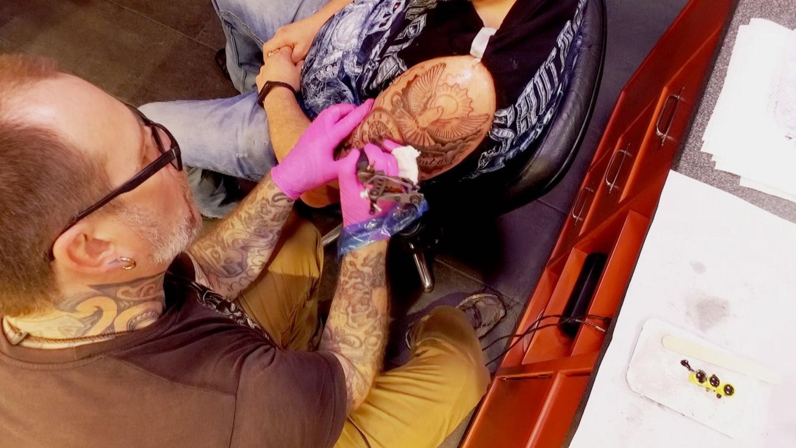 Tattoo Sendung