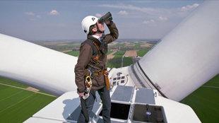 Zukunft von Windkraftanlagen