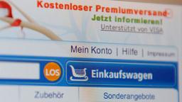 Online-Shopping-Seite.
