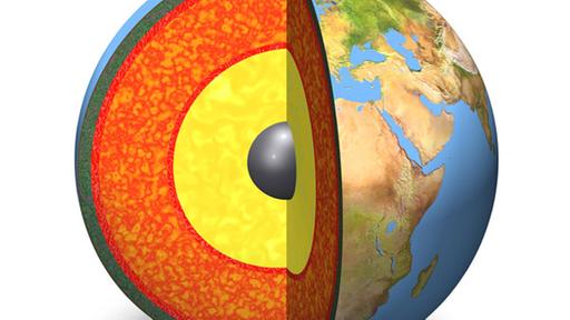 Erdwärme: Erdaufbau - Energie - Technik - Planet Wissen