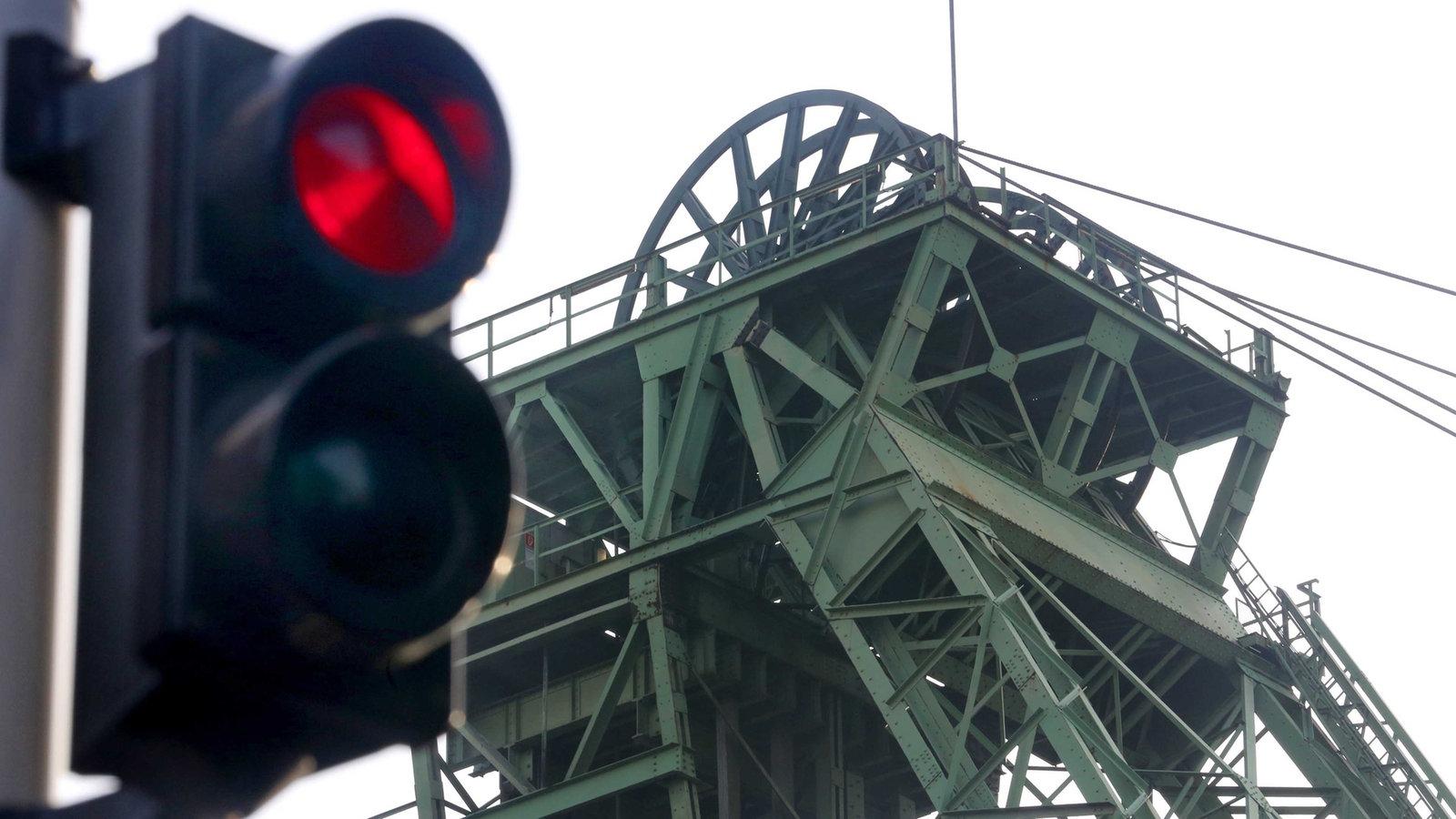 Steinkohlenbergbau Deutschland