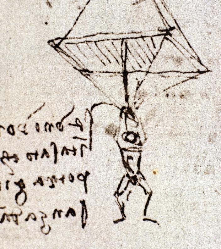 Erfinder: Leonardo da Vinci - Erfindungen - Technik - Planet Wissen Da Vinci Mona Lisa