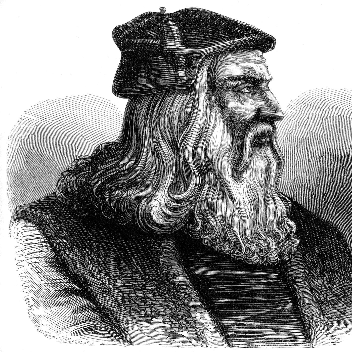 Erfinder Leonardo da Vinci   Erfindungen   Technik   Planet Wissen