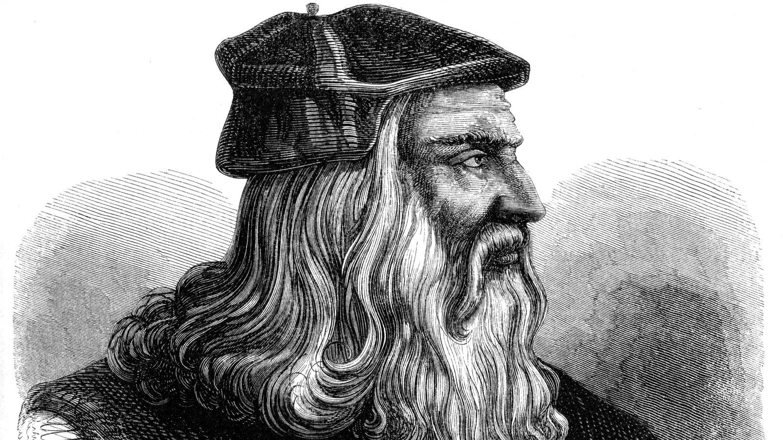 Leonardo Da Vinci Hoch Renaissance Kreative Lebenslauf Caravaggio