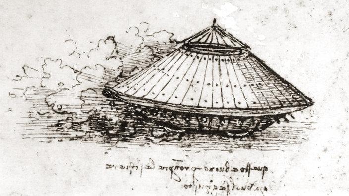 Erfinder: Leonardo da Vinci - Erfindungen - Technik - Planet Wissen