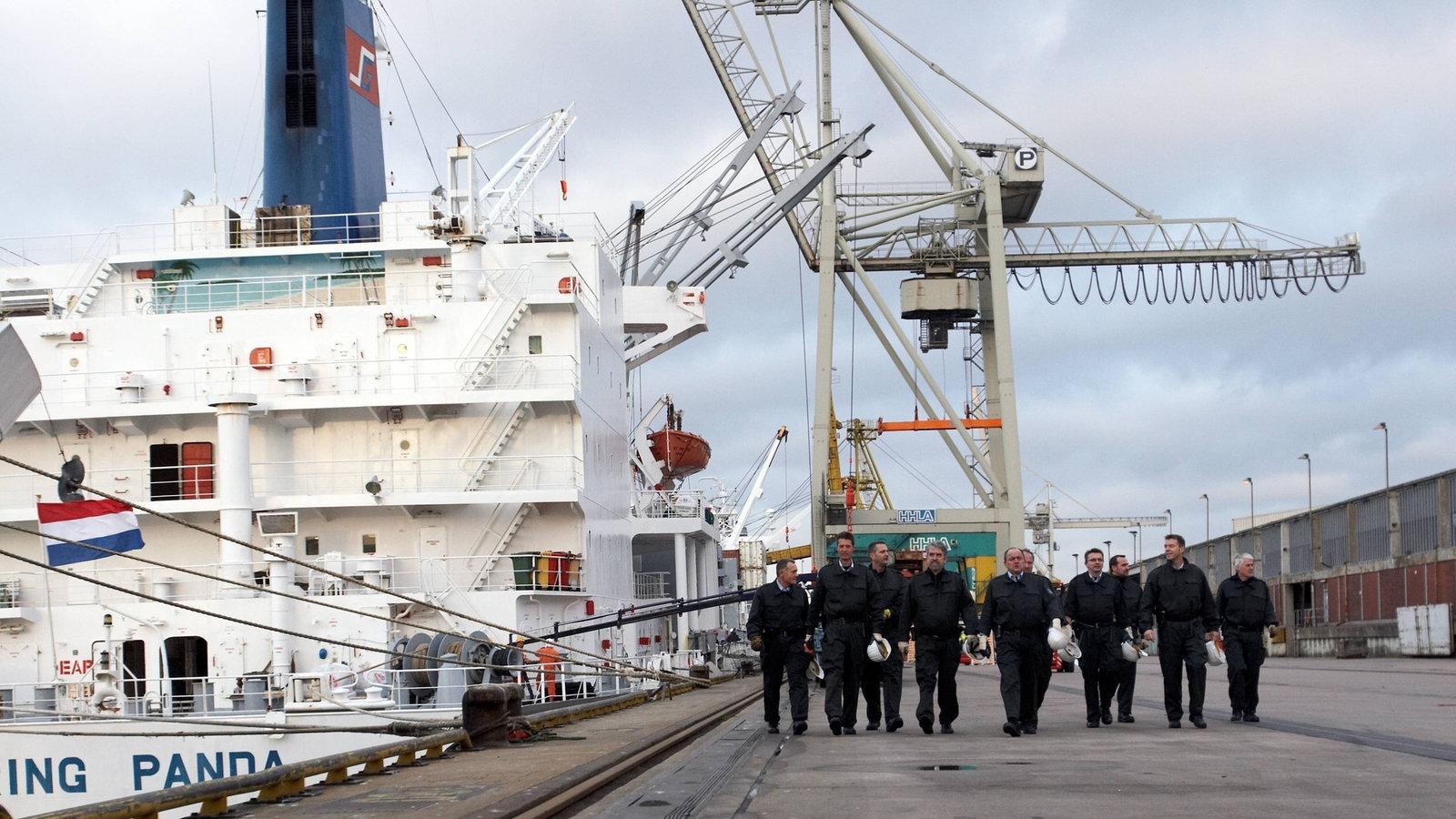 Hafenpolizei Hamburg