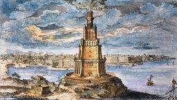 Wissensfrage Leuchtturm Schifffahrt Technik Planet Wissen