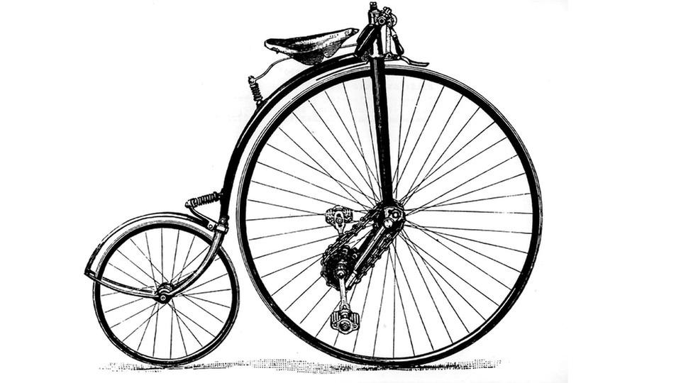 verkehr geschichte des fahrrads verkehr technik. Black Bedroom Furniture Sets. Home Design Ideas