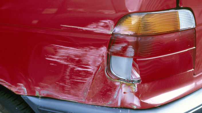 Sicherheit Im Strassenverkehr Unfallflucht Verkehr Technik