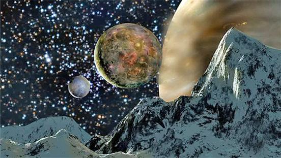 ¿Hay vida en el espacio?  Y si es así, ¿cómo se ve?  Los científicos han estado investigando durante varios años si existen formas similares a la vida en Marte o en otros planetas.