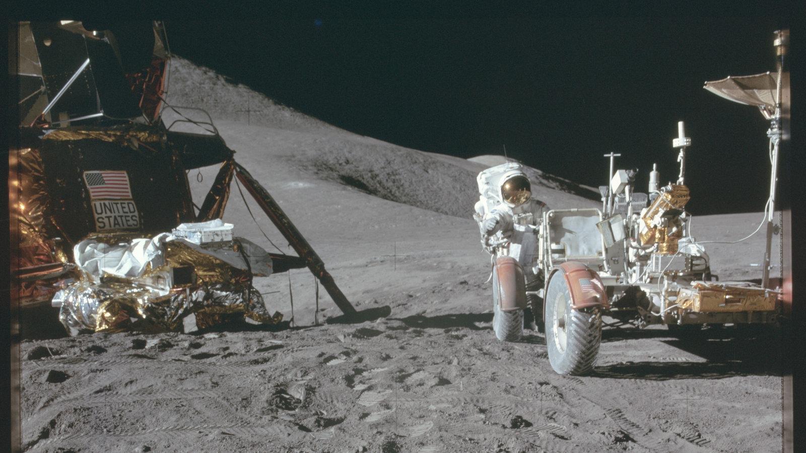Apollo-Missionen - Weltraumforschung - Technik - Planet Wissen