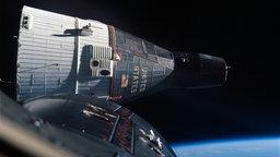 Kopplungsversuch zwischen Gemini 6 und 7.