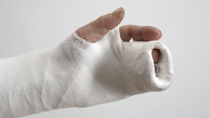 Arm gips Instructions per