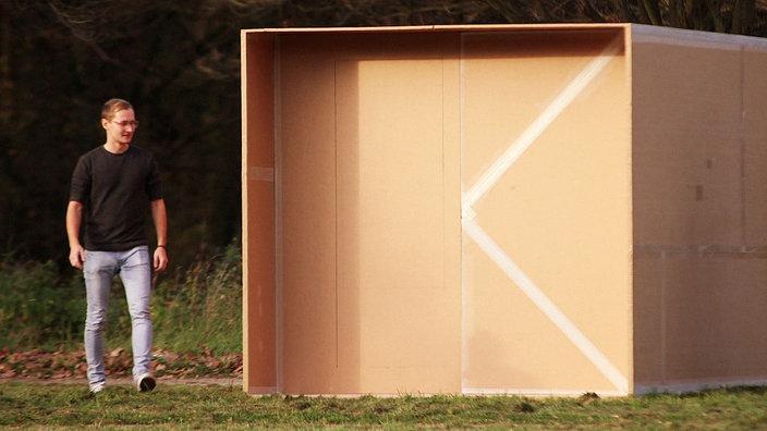 Papier Ein Haus Aus Pappe Werkstoffe Technik Planet