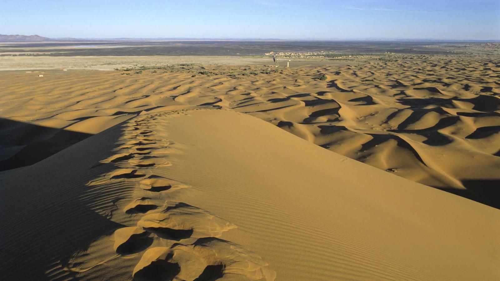 Woraus Besteht Sand