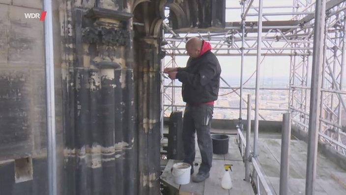 Kolner Dom Die Dombauhutte Nordrhein Westfalen Kultur Planet